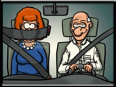 New Seatbelt Law: This can really save lives and lower blood pressure by 40%