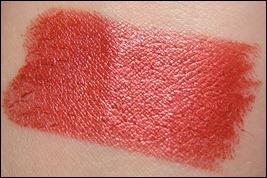NYX Hebe Lipstick Swatch