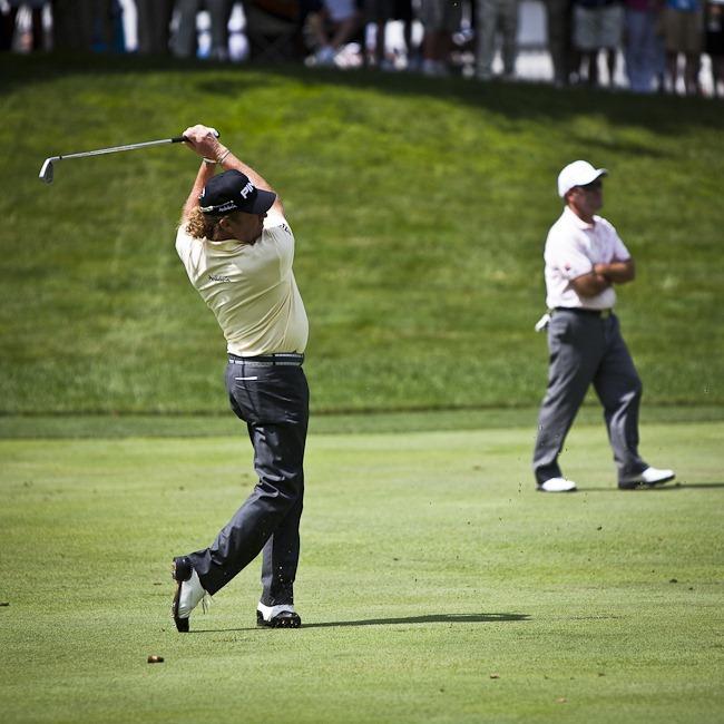 Miguel Angel Jimenez at 2011 US Open-4