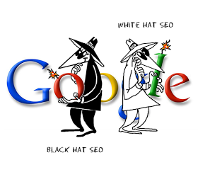 White hat SEO and Black hat SEO