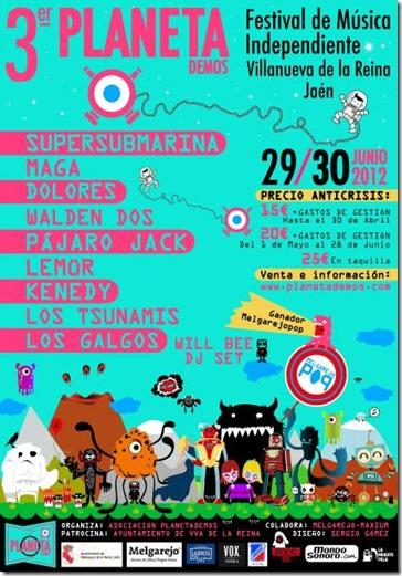 festival planetademos 2012