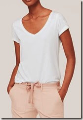 Loft Essential V Neck Tshirt