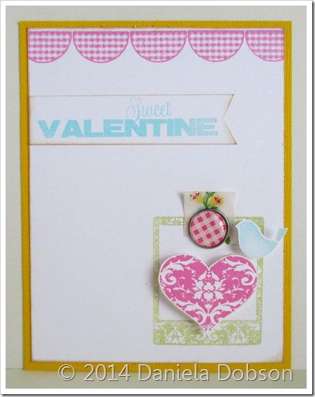 Sweet valentine By Daniela Dobson