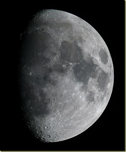 20 April 2013 Moon