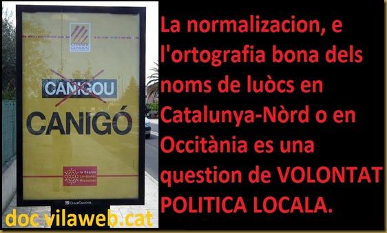 ortografia e lenga occitana e catalana