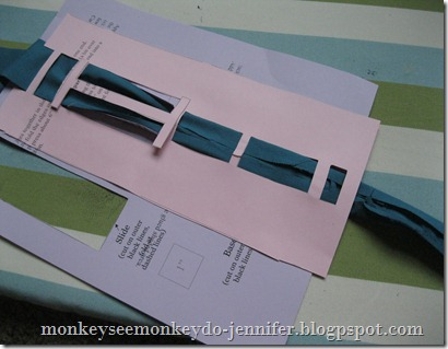 how to make bias tape without tool