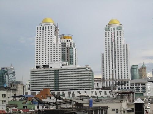 Небоскребы Бангкока