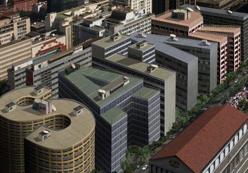 Crear edificios de textos 3D