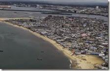 Monrovia, capitale della Liberia