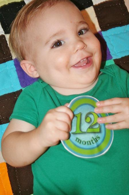 Nash is 12 months!!! 017