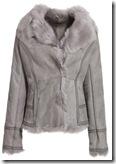 Reiss Shearling Jacket