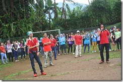 outbound di puncak