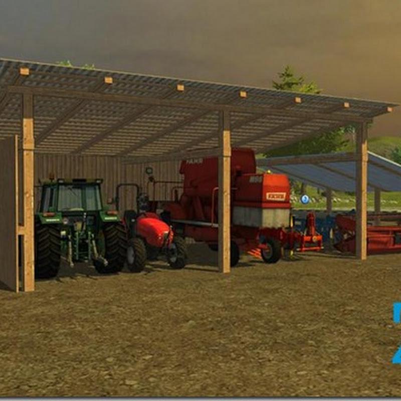 Farming simulator 2013 - Garage v1.0