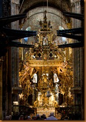 Santiago, altar