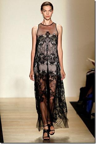 BCBG Max Azria lace 2012
