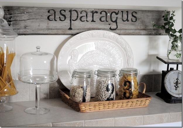 asparagus sign