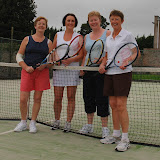 Ladies C Doubles