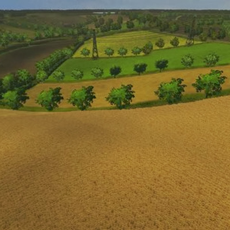 Farming simulator 2013 - Unavailable region v 2.1 Final Manure