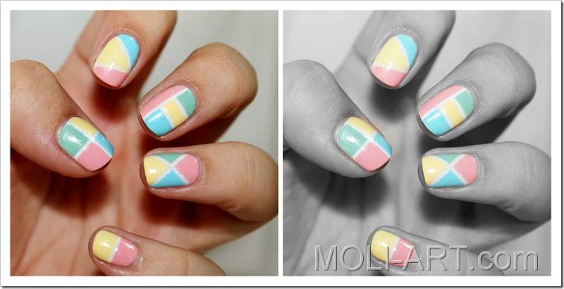manicura-nail-art-decoracion-uñas-pastel-lineas-geometric