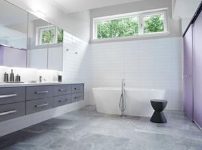 Bañera-blanca-de-diseño