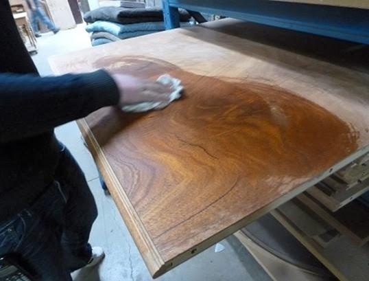 dining room- carrocel table grain
