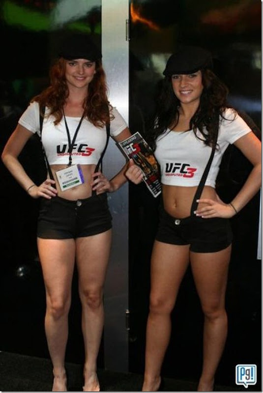 As garotas da Hottest E3 2011 (28)