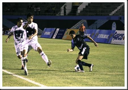 CF Mérida-Pumas Morelos 01
