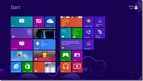 Windows 8-my computer icon