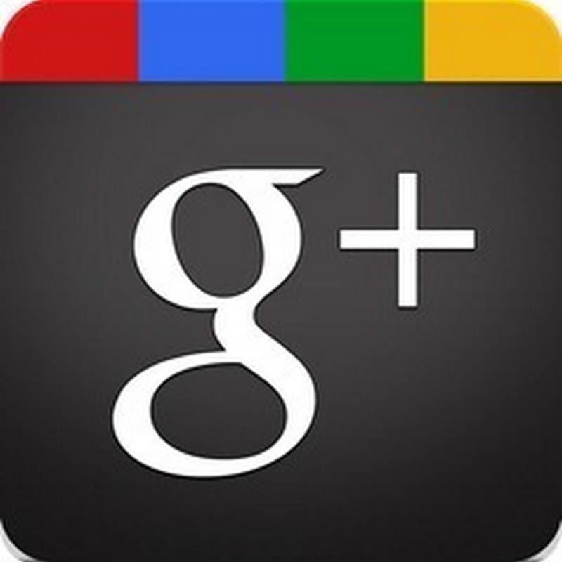Gestisci le impostazioni Google+ del tuo blog.