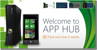 WP7-App-Hub
