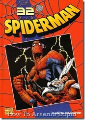 P00033 - Coleccionable Spiderman #32 (de 50)