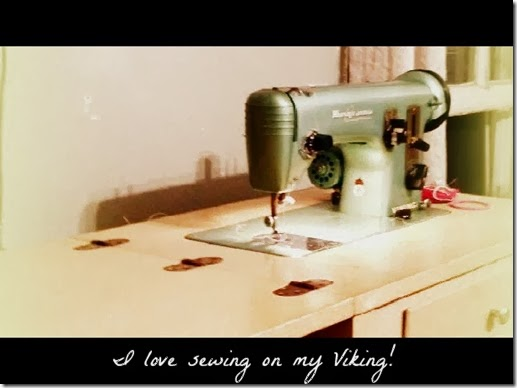 Viking sewing machine pm