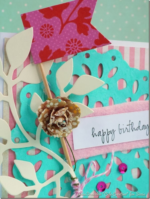 cafe creativo - Anna Draicchio - sizzix big shot - card - doily (2)