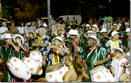 """Llamada"" of Candombe – 2013 Pam Harris"