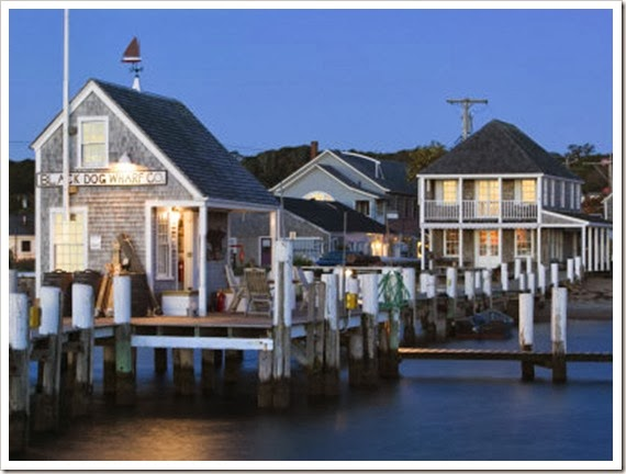 marthas-vineyard Haven harbour