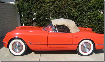 1955-Corvette-convertible