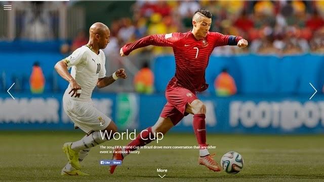 1. El Mundial Brasil 2014