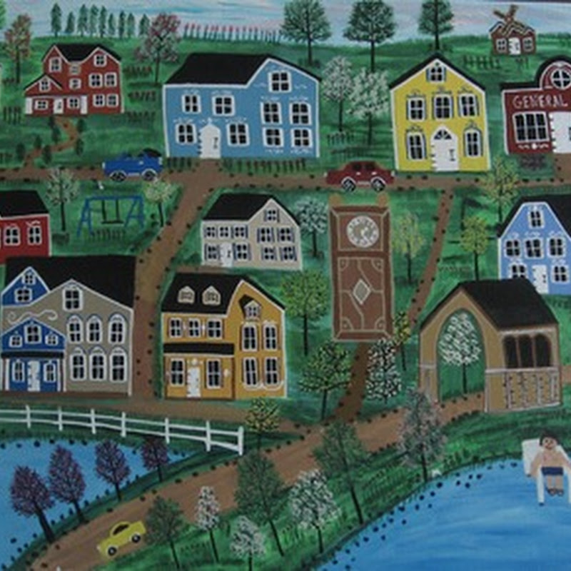 Mike Filippello – American Folk Artist - Artist Spotlight