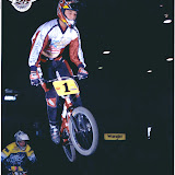 BMX and motocross