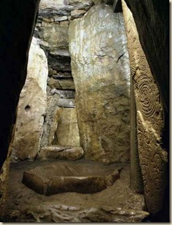 Dowth Passage Tomb, Co. Meath, Ireland