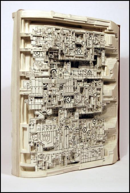 Brian Dettmer sculpteur de livres (29)