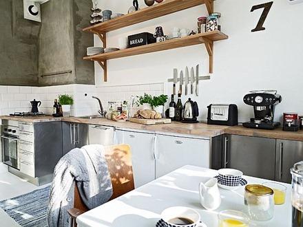 Fin lägenhet, Stadshem via Homedit 5