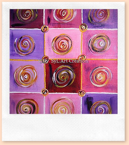 Spirales Roses