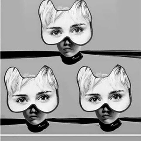 Miley Cyrus Illuminati Vídeo 1