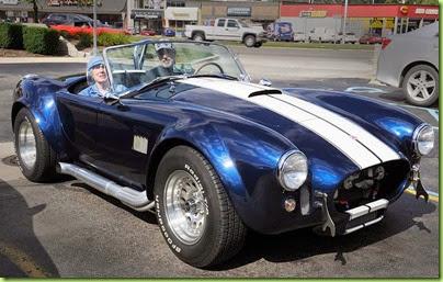 1966 AC Cobra.