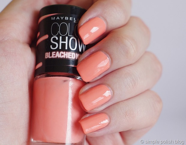 Maybelline-Bleached-Neons-Coral-Heat-4