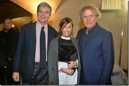 Gianni Castiglioni;Consuelo Castiglioni;Renzo Rosso