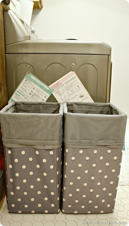 skinny laundry baskets