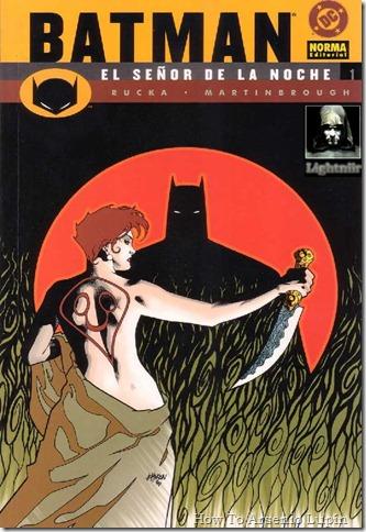 2011-10-10 - Batman vol3 - El señor de la noche (Colección Norma)