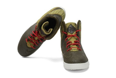 nike lebron 11 nsw sportswear lifestyle olive 1 04 A New Look at Nike LeBron XI NSW Lifestyle in Olive Colorway